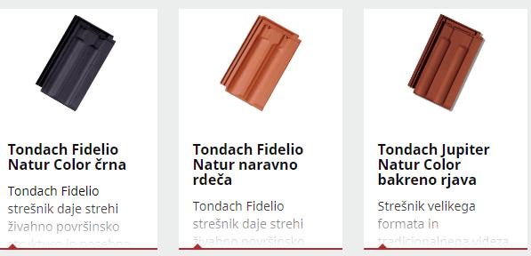 Tondach Fidelio