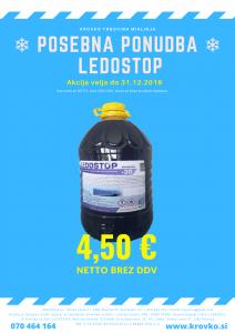 Ledostop do -30 za 3,50 + ddv!